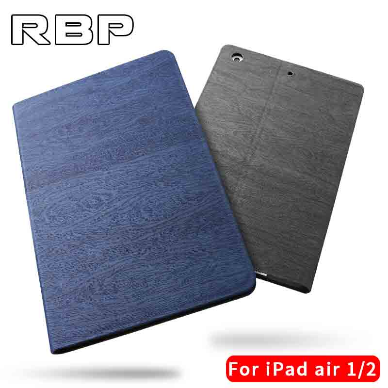 RBP for IPad air 2 case cover ultra-thin leather for ipad 5 6 case 9.7 inch  for iPad air 1 case Smart wake cover air 1 2 case for ipad air 2 air 1 case ultra thin slim pu leather silicone soft back smart cover case for apple ipad air ipad 5 6 coque