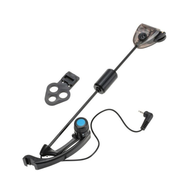 10 style Fishing Swinger Bite Alarms Indicator Set Electronic Illuminated Carp Coarse Fishing Bite Alarms Indicator