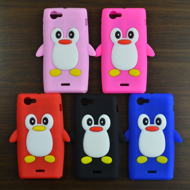 3d case for sony xperia j