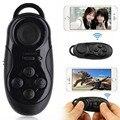 Mini Gamepads Joystick Controlador de Jogo Gamepad Do Bluetooth Selfie Obturador Remoto Sem Fio Do Mouse Para iOS Smartphone Android TV Box