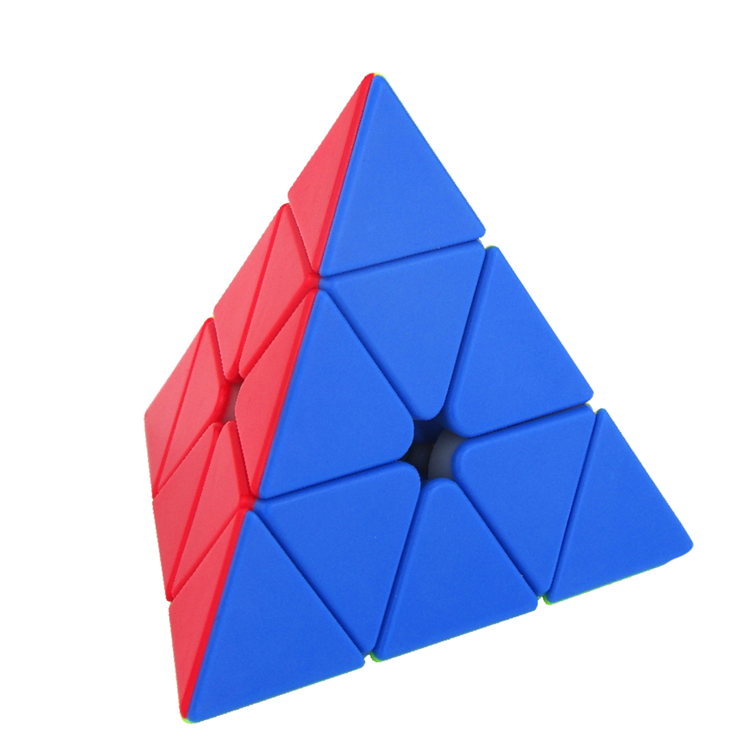 MoYu Triangle Pyramid Pyraminx Magic Cube Puzzle Cubes Twist Cubo Square Puzzle Gifts Educational Toys for Childre yj yongjun moyu yuhu megaminx magic cube speed puzzle cubes kids toys educational toy