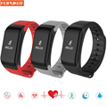 Blood Pressure Smart Band 0.66 OLED Screen Digital Pulse Oximeter Heart rate Monitor Sleep Monitor Wristband for iOS Android
