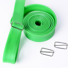 Resistance Bands Random Colors font b Fitness b font Rubber Pull Up Power Latex Band Loop