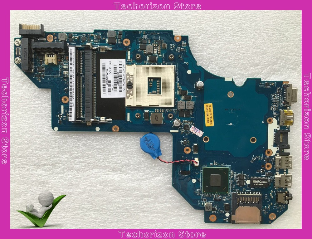 686928-501 For HP M6 M6-1000 Series laptop motherboard 686928-001 LA-8713P hm77 DDR3 Tested working 686928 501 free shipping 686928 001 for hp pavilion m6 m6t laptop motherboard notebook mainboard qcl50 la 8713p