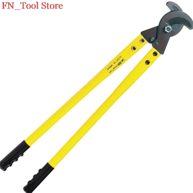 FASEN LK 500 hot selling 500mm2 hand cable cutter manual alunium ...