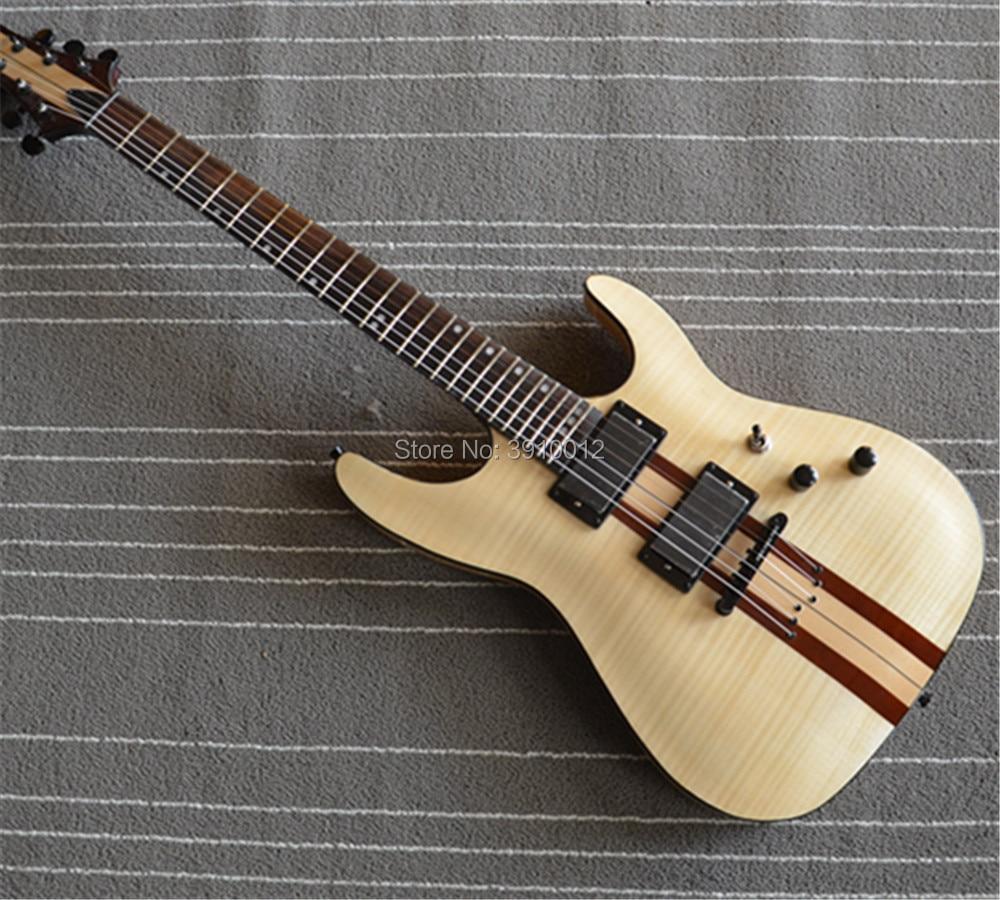 Accessoires noirs de guitare électrique personnalisés de qualité supérieure