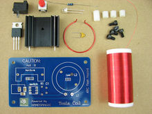 Mini  tesla coil Teaching experiment Science toy  Physical experiment toys DIY KITS