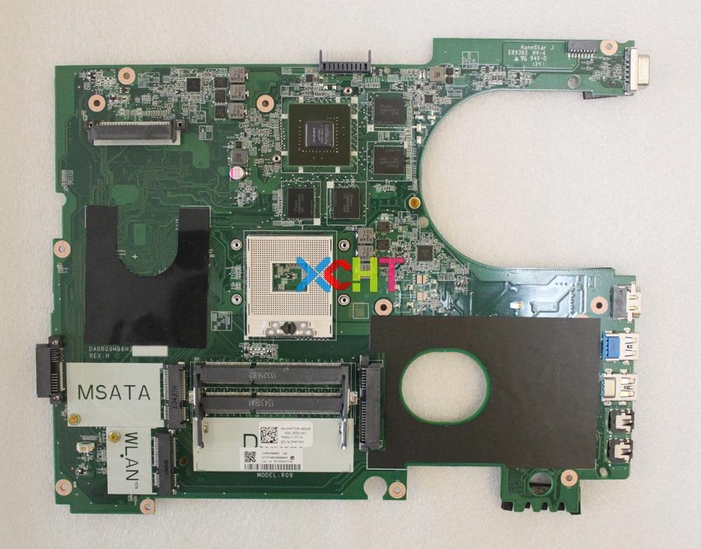 Per Dell 17R 7720 CN-0MPT5M 0MPT5M MPT5M DA0R09MB6H3 HM77 3D Versione GT650M/2 gb GPU Scheda Madre Del Computer Portatile Mainboard TestatoPer Dell 17R 7720 CN-0MPT5M 0MPT5M MPT5M DA0R09MB6H3 HM77 3D Versione GT650M/2 gb GPU Scheda Madre Del Computer Portatile Mainboard Testato