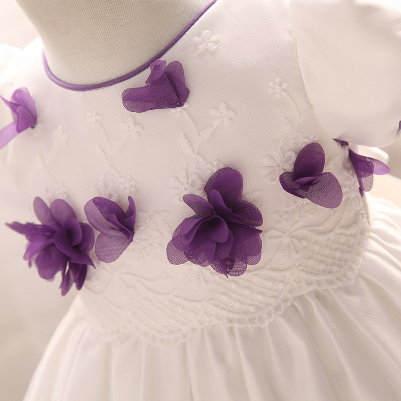 Flower Dress for Baby Girl (8)