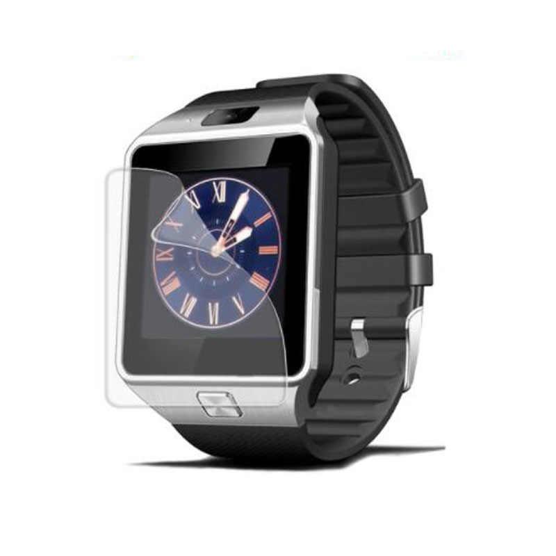 الترا واضح HD لينة طبقة رقيقة واقية الحرس لسامسونج DZ09 Smartwatch ساعة ذكية عرض حماية كامل واقي للشاشة غطاء