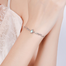 Everoyal Girls Fashion 925 Sterling Silver Bracelets Vogue Style New Trendy Gift For Girlfriend Good Quality Jewelry Lover