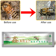 Beekeeping-Medicine Farm Bee-Mite-Strip Apiculture Killer-Control The Against DLKKLB