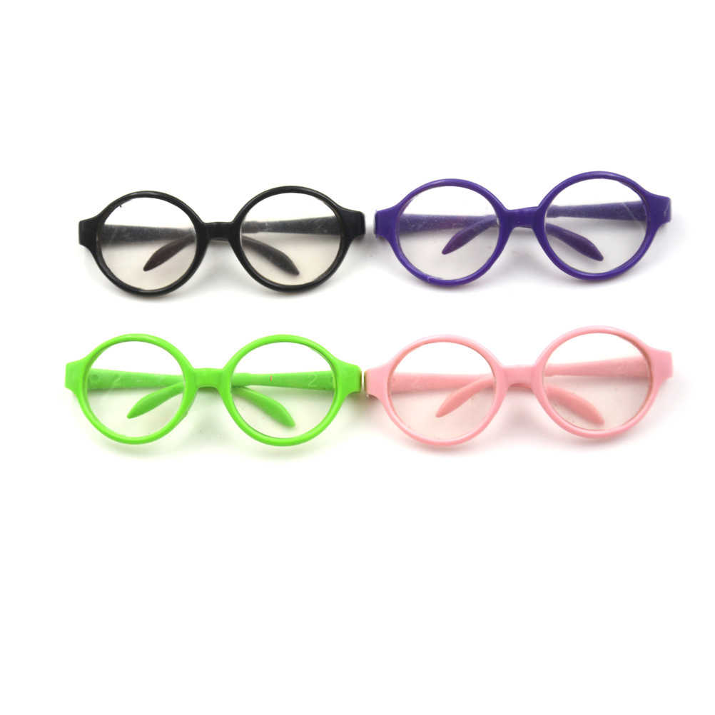 New Plastic Frame Sunglasses Kids Children Baby Toy For 18 inch  Doll Dolls Accessories