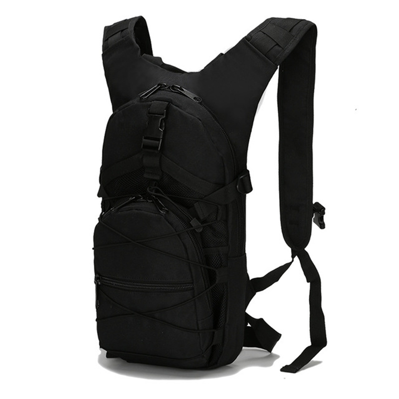 New 15L Outdoor Cycling Backpack Sports Bags 3P Tactical Camouflage Oxford Bicycle Backpacks Women Men Camping Running Rucksack ocallion ultralight mountain bike backpack race cycling backpacks rucksack outdoor sports bag for running biking climbing 15l
