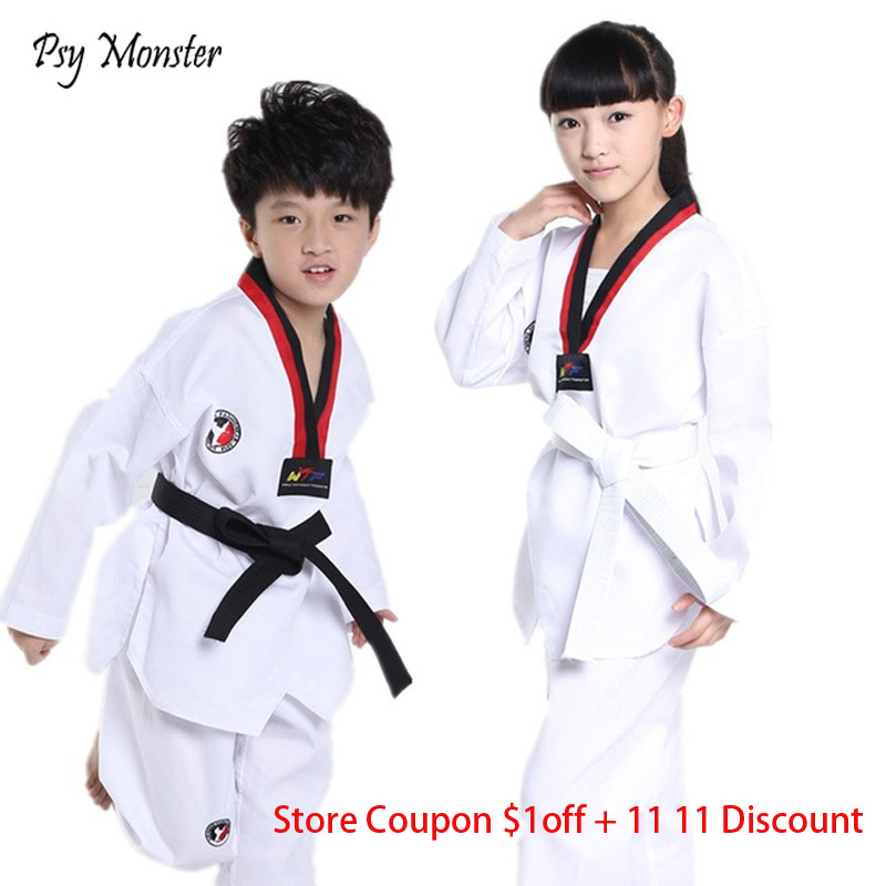 Children Kimono Judo Kickboxing Practice Costume White Kids Boys Girls Taekwondo Suit Karate Tae Kwon Do Clothes F106 gerdamix fl crema f106 жасмин