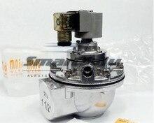 Бесплатная доставка 10 шт. пневматический импульсный клапан, MCF-Z-40S напряжения 220В или 24В MSG-Z-40S