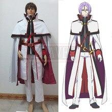 Julius juukulius Cosplay Clothing Re:Zero kara Hajimeru Isekai Seikatsu Cosplay Costume