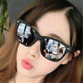 Nova Moda de Cor Retro Óculos de Sol Das Senhoras Óculos de Sol Ocasional Óculos de cinema Cor Óculos Estilo Das Mulheres Da Marca do Desenhador das Mulheres