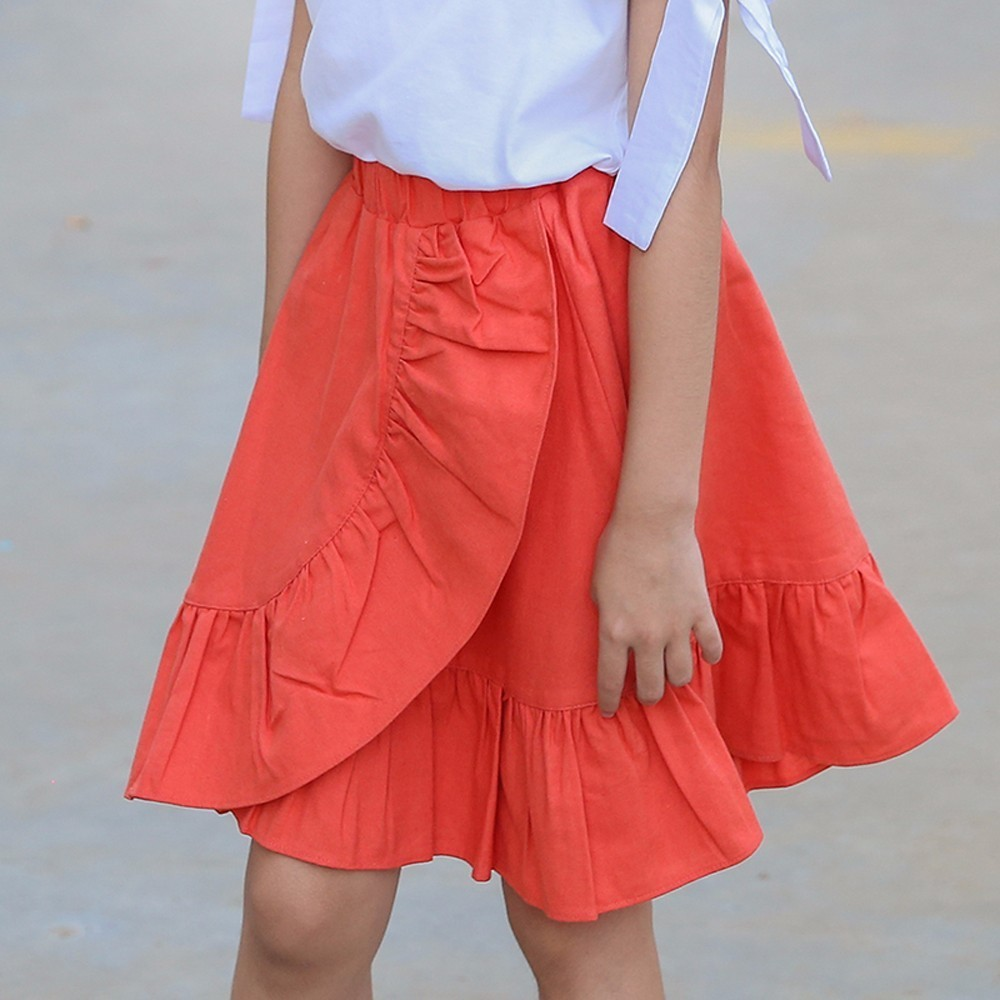 902e91128b7c kids skirts for girls clothing children high waist skirts girls teenagers  school clothes 2019 summer spring autumn skirts