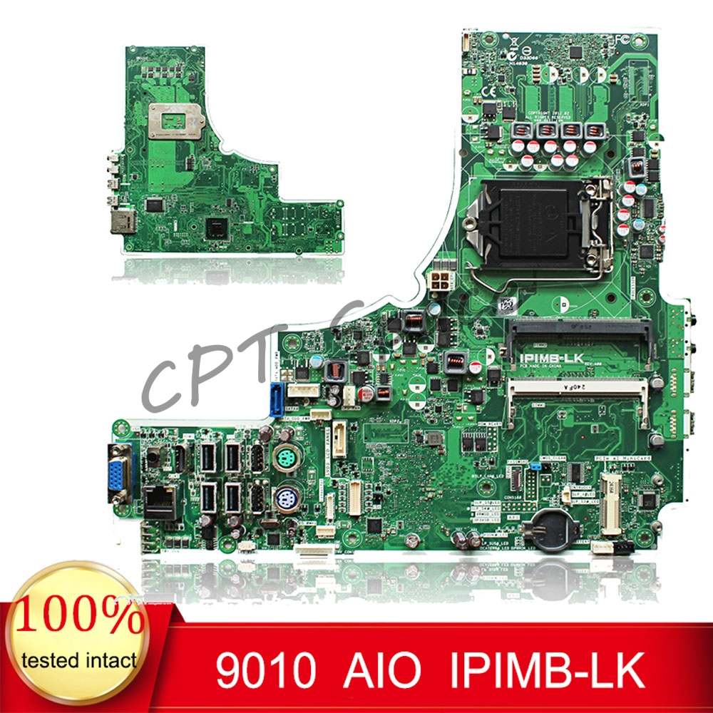 IPIMB LK for DELL Optiplex 9010 AIO Desktop motherboard IPIMB LK Q77 DDR3 LGA 1155 CN