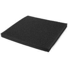 2015 50x50x4cm Black Biochemical Cotton Filter Foam Sponge f Aquarium Fish Tank Pond High Quality
