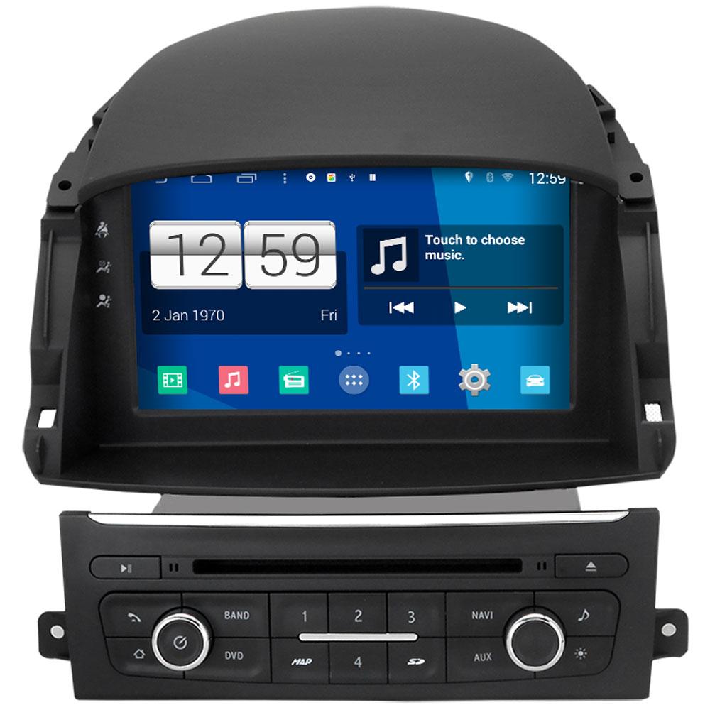 Winca S160 Android 4 4 System font b Car b font DVD font b GPS b