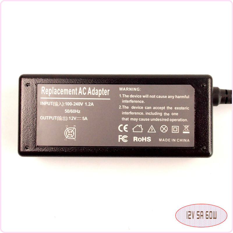 LCD Monitor Supply AC Power Adapter Compatible with HP f50 D5063H
