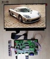 E & M 13.3 дюймов 3200*1800 3 К IPS QHD ЖК дисплей Экран модуль Мониторы Дисплей порт драйвер доска DP HDMI ноутбук PC PS4 DIY Kit Новый
