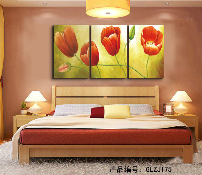Modern Wall Art Home Decoration Printed Oil Effect Painting Pictures ...