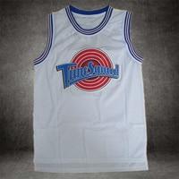 Space Jam Anyname 22 Murray 1 Bugs TAZ 10 Lola 2 D DUCK Basketball Jersey Tune