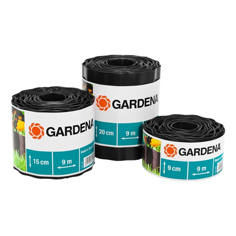 Curb GARDENA 00530-2000000 бордюр gardena 00530 20 9см х 9м черный