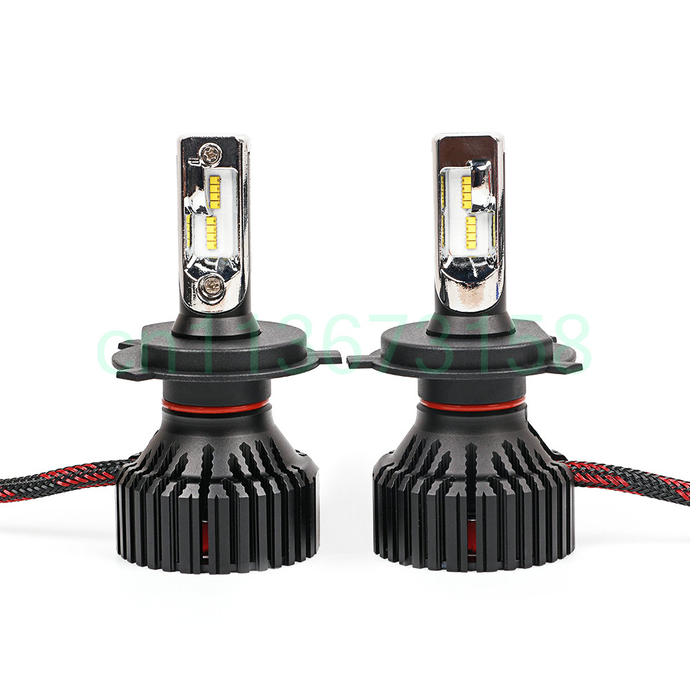 Free Shipping 2pc/lot car-styling Car Led Lamp Canbus H4 High Beam and Low Beam Headlight Bulb For Hummer H2 2007 free shipping 2pc lot car styling car led lamp canbus bay9s front turn signal light for opel astra h l48
