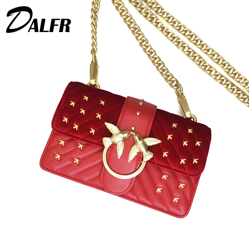 Top-handle Bags for Women 2018 Luxury Brand Messenger Bag Women's Tote Small Shoulder Bags Luxury Handbags Female Bag DALFR 2017 hot selling pu lady s women leather handbags luxury brand bags top handle tote bag for women shoulder messenger bags db010