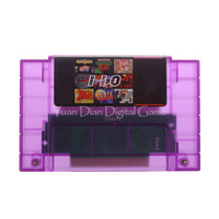 16Bit 110in1 Compilations Video Game Cartridge Card English Language US Version(Can Save)