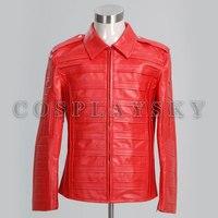 Michael Jackson Man in the Mirror Pleather Jacket Costume