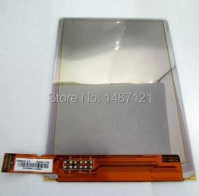 Free shipping ebook reader LCD screen 6.0 inch ED060SCE ED060SCE(lf)T1 e-ink For Nook simple touch, PRS-T1