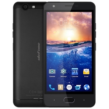 Original Ulefone U008 Pro 4G Desbloqueado Smartphone 5.0 pulgadas Android 6.0 MTK6737 Quad Core 1.3 GHz 2 GB RAM + 16 GB ROM Dual Band WiFi