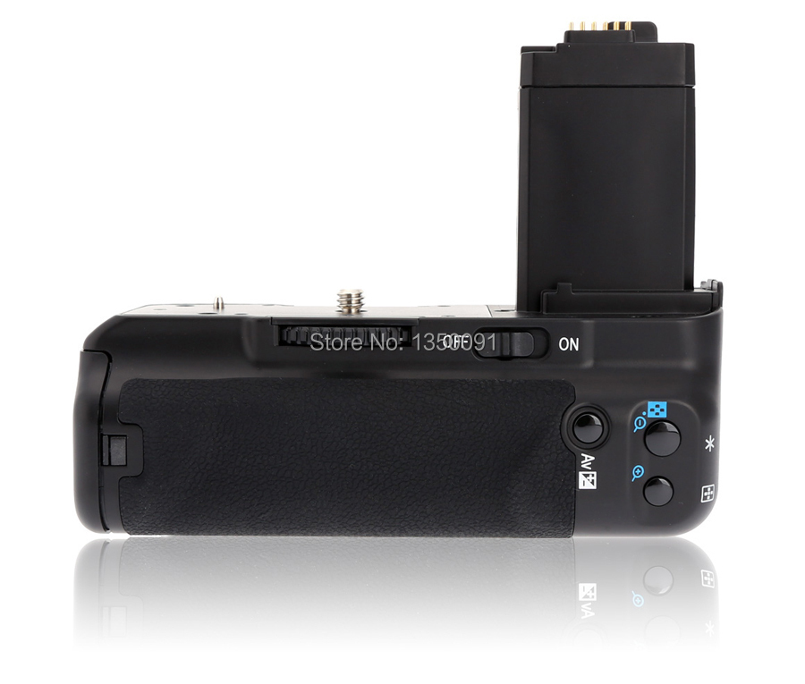 Voking VK E8 Battery Grip for Canon EOS 550d 600d 650d <font><b>700d</b></font> T5i T4i T3i T2i image