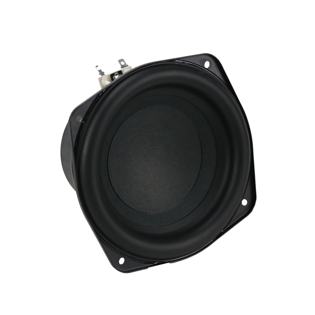 6 inch Pure Subwoofer Speaker Unit 4ohm 60W Deep Bass 2