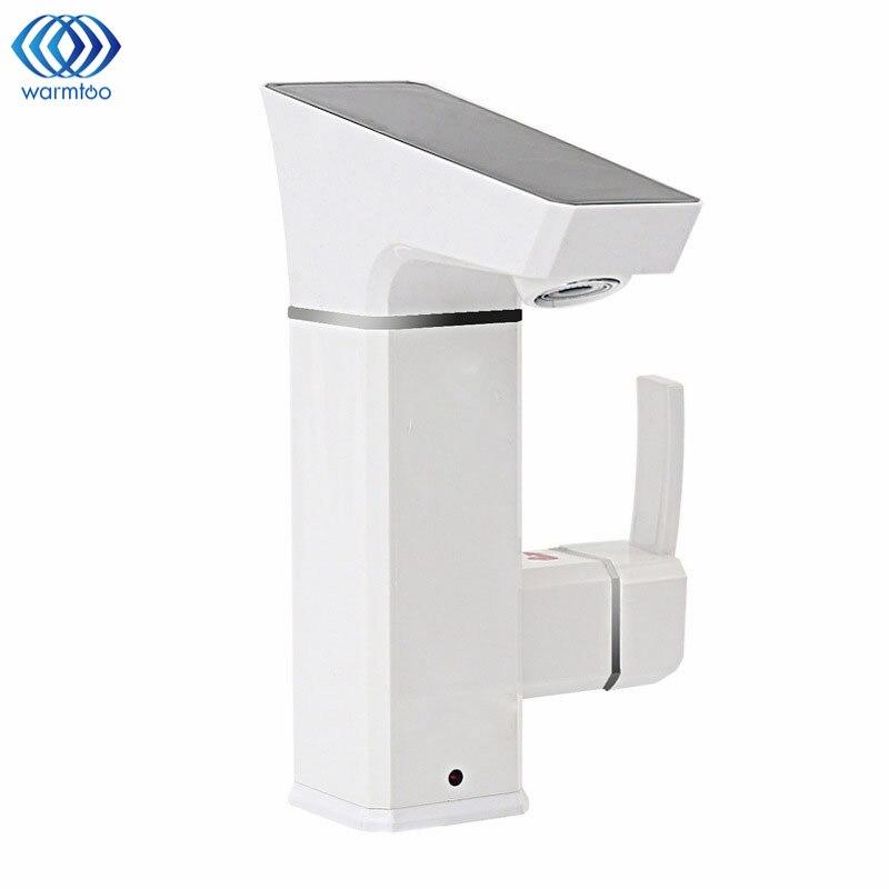3000 Вт электрический водонагреватель водопроводной мгновенный tankless цифровой Дисплей большой Экран защита от утечки Душ комнаты Кухня