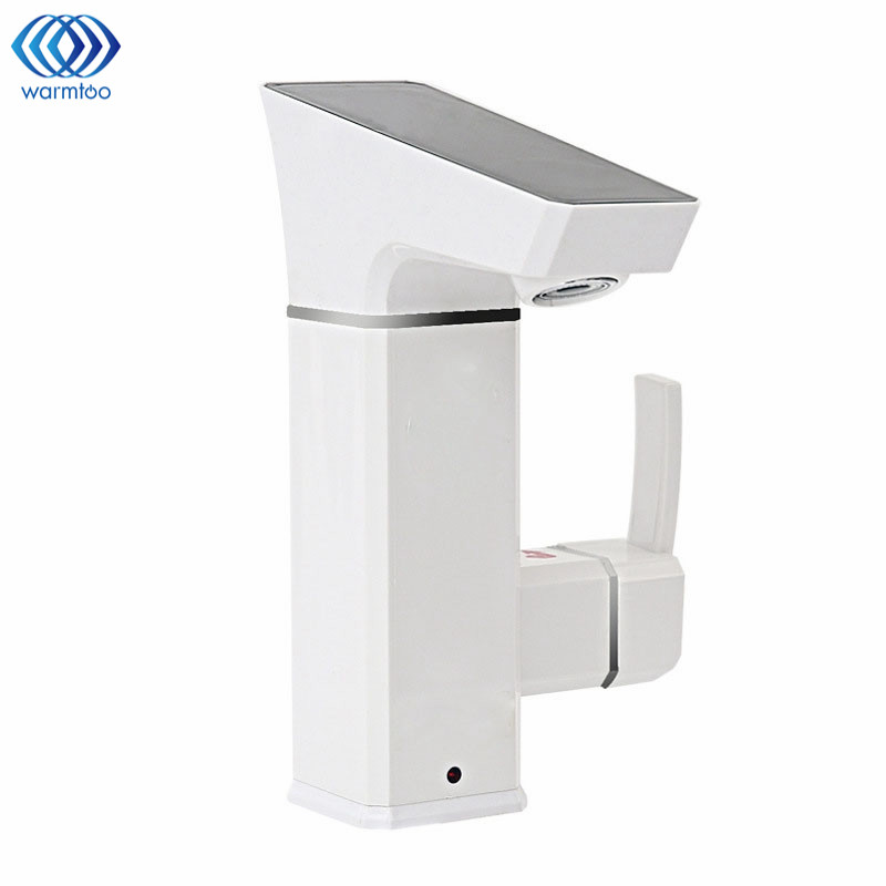 3000W Electric Hot Water Heater Tap Instant Tankless Digital Display Large Screen Leakage Protection Shower Room Kitchen electric hot water heater tap instant tankless digital display large screen leakage protection kitchen 3000w shower room