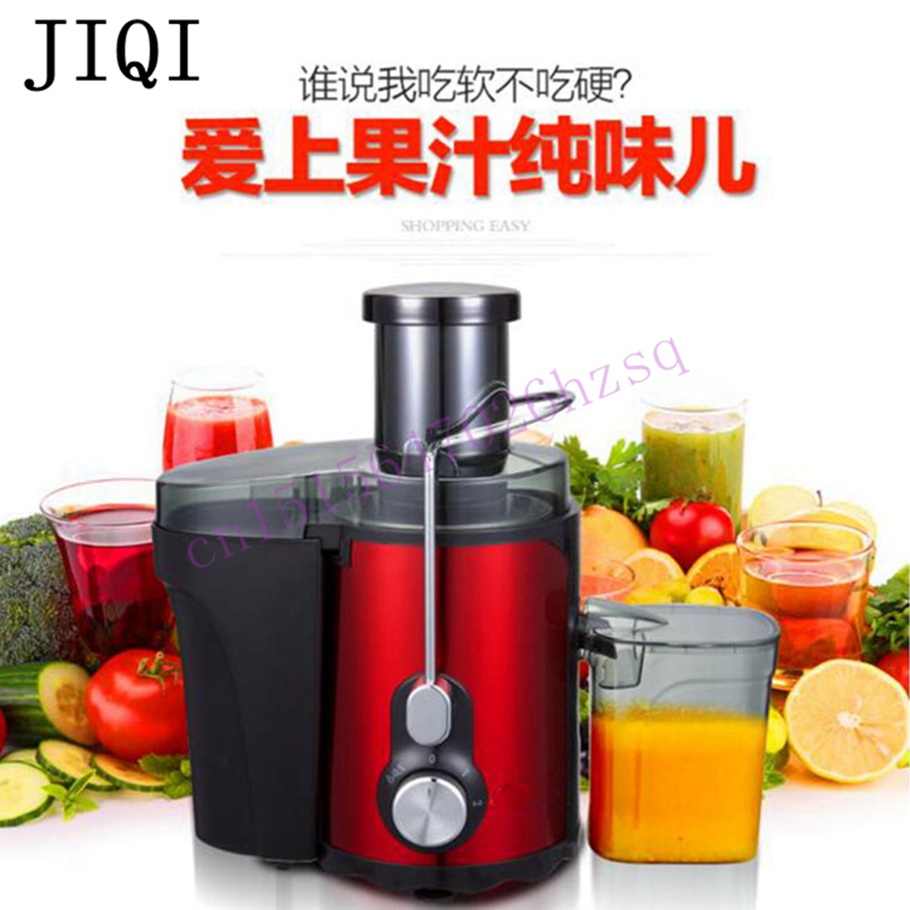 JIQI Juice Extractor machine Multifunctional mini fruit juice machine full automatic domestic juice of electric juice extractor automatic spanish snacks automatic latin fruit machines