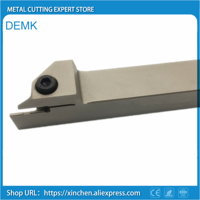 Lathe cutter TTER2020 3T20 TTER2020 2T17 for TaeguTec TDC2 TDC3 TDJ2 TDJ3 Spring steel external Grooving