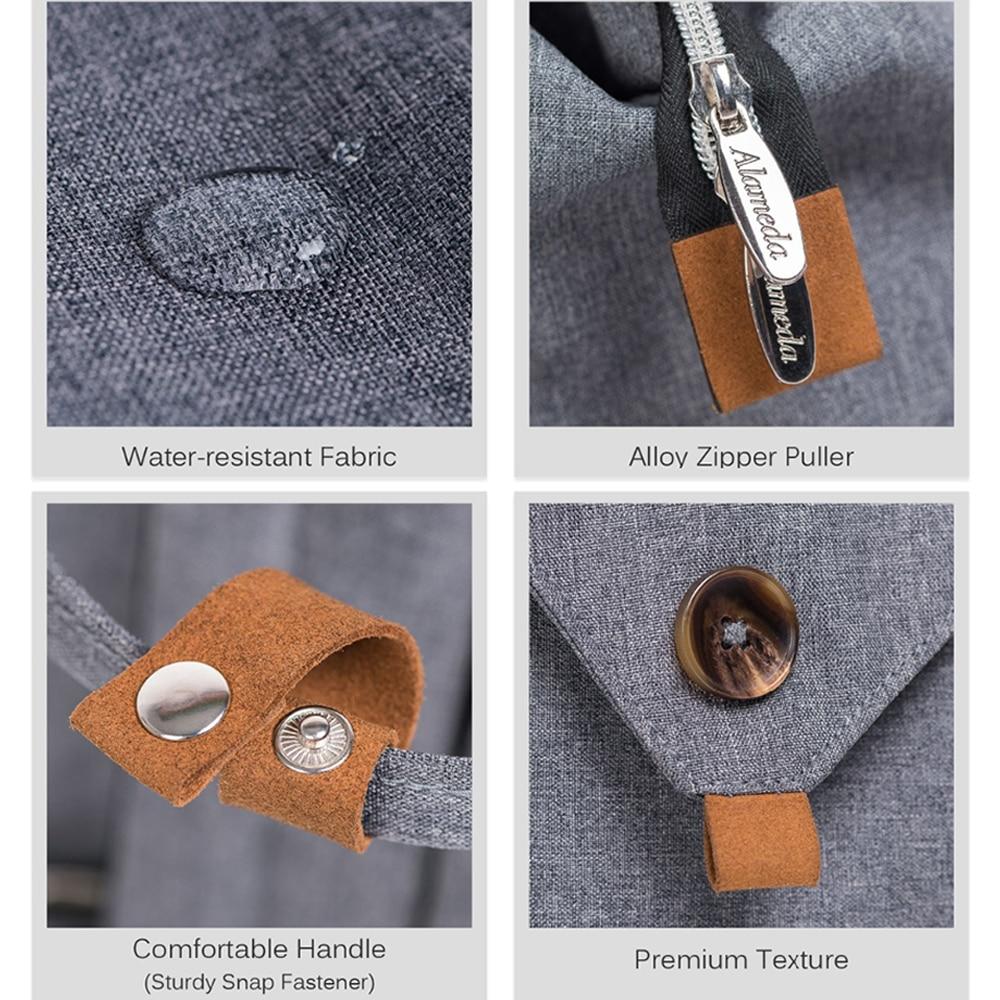 De bolso de Kit de Madre de moda multifunción viaje mochila de gran capacidad impermeable bebé pañal bolsas para mamá 2018 - 6