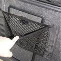 1 PC Assento de Carro de Volta Traseiro Tronco Corda Elástica Rede de Malha Saco de Armazenamento De Bolso Gaiola frete grátis