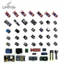 45 in 1 Cảm Biến Các Module Bộ Khởi Đầu cho Arduino, tốt hơn so với 37in1 Bộ Bộ cảm biến 37 trong 1 Bộ Bộ Cảm Biến