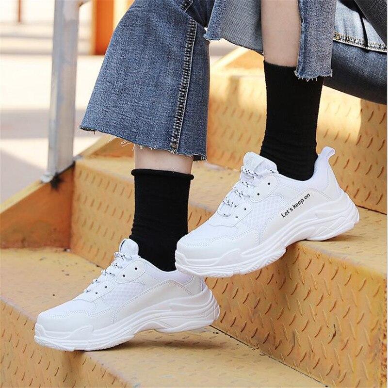 Chaussures Noir Croix Semelles Lady gray Sneaker Doux À Loisirs Mode Printemps Dentelle Épaisses Blanc Blue Femmes attaché white Up Casual Black Red gray De Appartements Nouveau wYZ7n