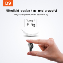 SYLLABLE D9 Bluetooth Earbud Headset for Smartphone