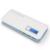 Banco do poder 12000 mAh 3 USB Lcd 18650 Powerbank Carregador Portátil de Bateria Externa Para Todo O Telefone