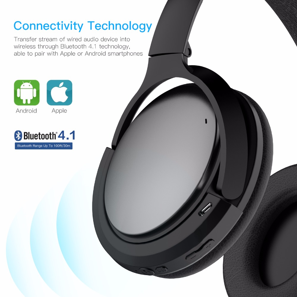Wireless Bluetooth Speaker Adapter For Bose Quietcomfort 25 Qc25 Headphone Samsung Devices Black Headphones And Qc15 In Smart Accessories From Consumer Electronics On
